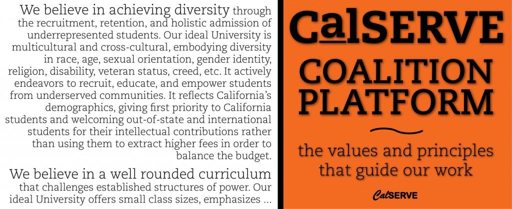 calserve-coalition platform